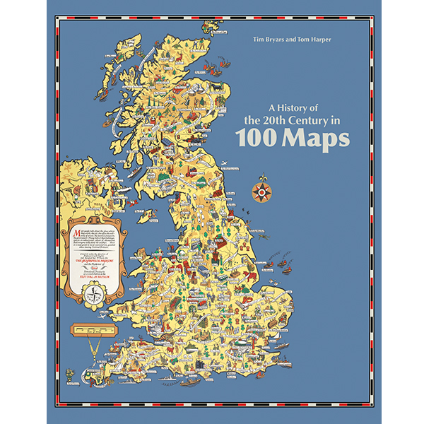 History of the 20th Century in Maps