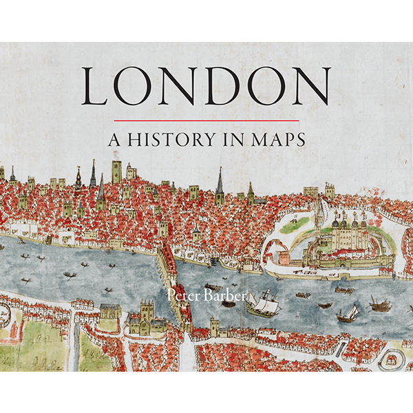 London history in maps