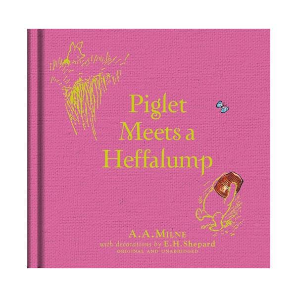 3c39a13ccde3 Buy Winnie the Pooh Piglet Meets a Heffalump Online - The British ...