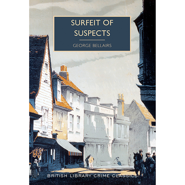 Surfeit of Suspects