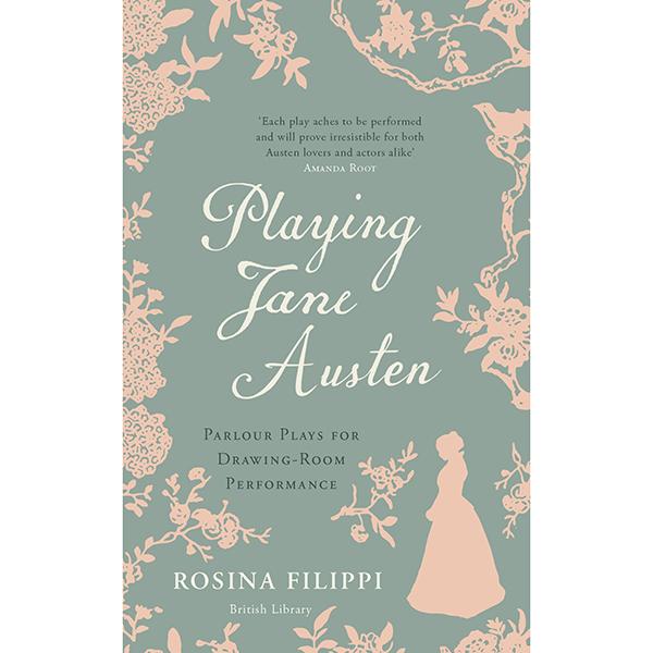 Image result for playing Jane austen filippi