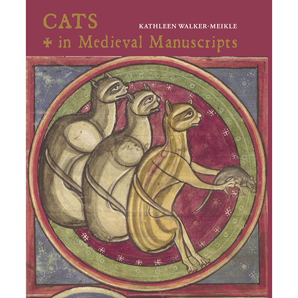 Cats in Medieval Manuscripts (New Edition)