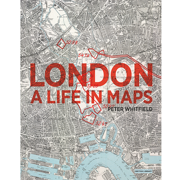 London a Life in maps