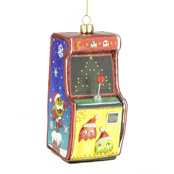 retro arcade game decoration - Christmas Decoration Games