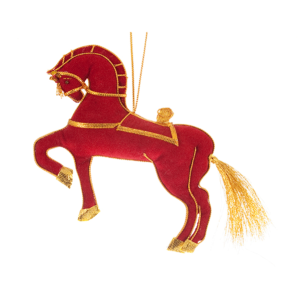 Norman Horse Decoration