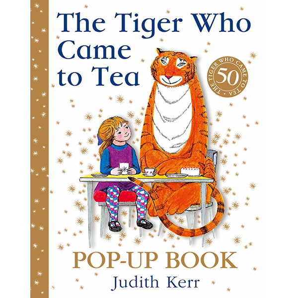 e8b9780e7 Buy The Tiger Who Came to Tea Pop-Up Book Online - The British ...