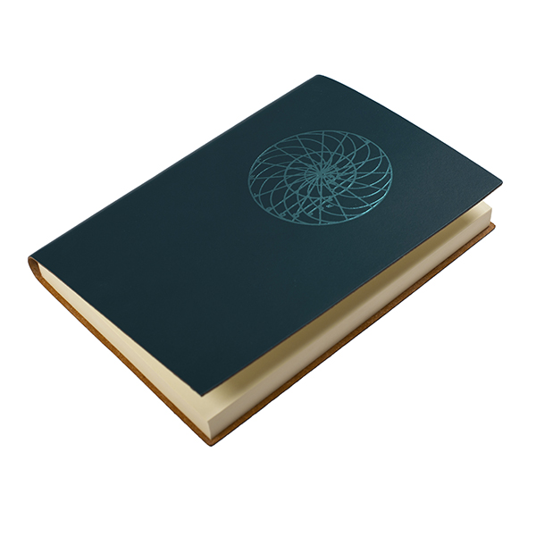 Recycled Leather Notebook