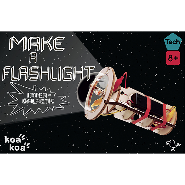 Make a Flashlight Kit Box