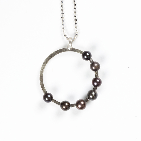 Perpetual Motion Necklace