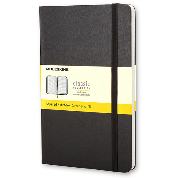 Moleskine Squared Large Notebook
