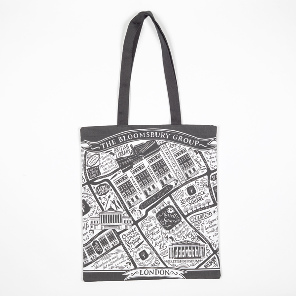 bloomsbury tote bag