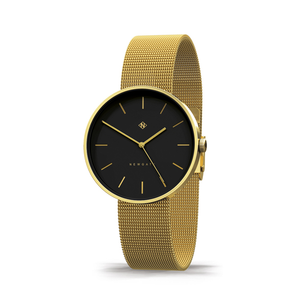 watch gold strap