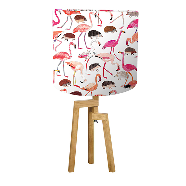Alice Flamingo Lampshade