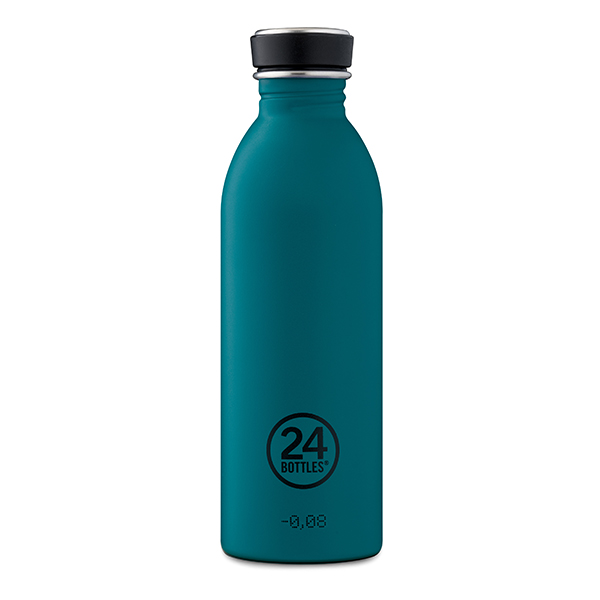 Reusable Water Bottle 500ml: Atlantic Bay