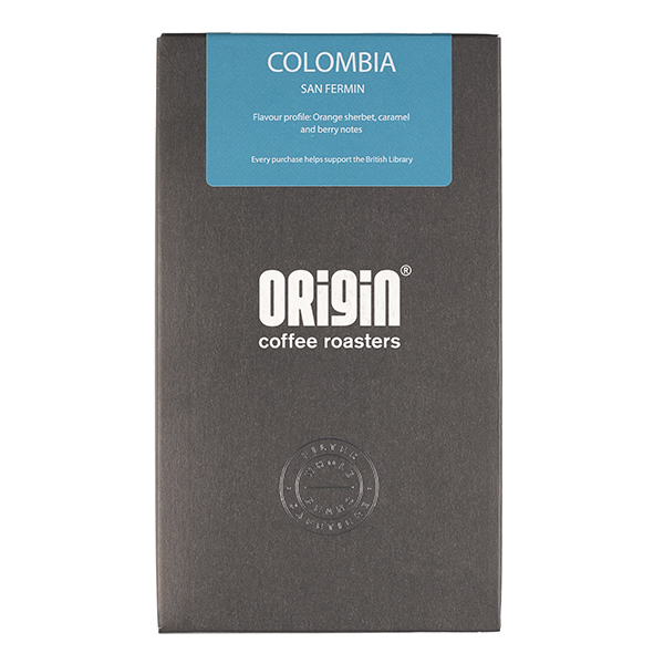 Colombia San Fermin Coffee Beans