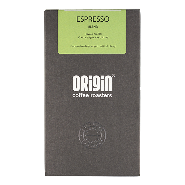 Buy Pathfinder Espresso Blend Coffee Beans 250g Online - The