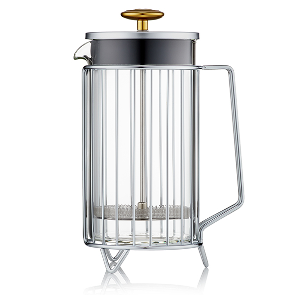 Corral Stainless Steel Coffee Press