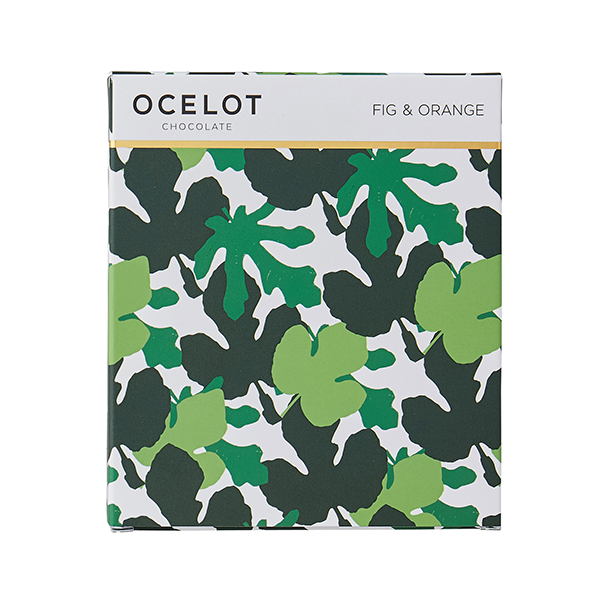 Ocelot Chocolate: Fig and Orange