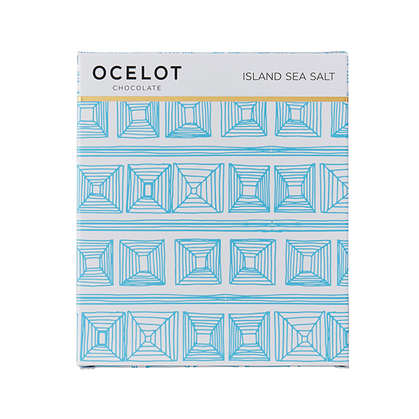 Ocelot Chocolate: Island Sea Salt