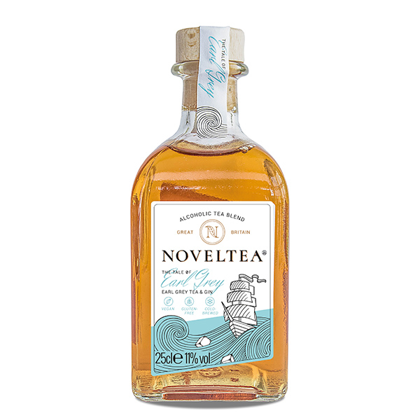 Noveltea: The Tale of Earl Grey Gin