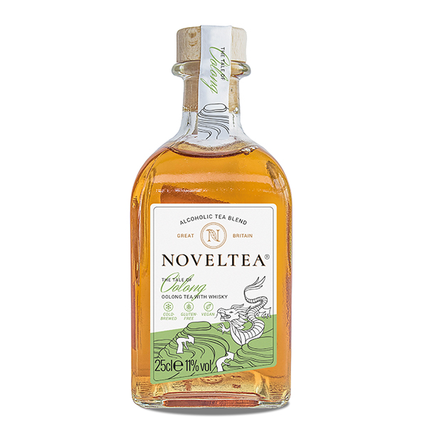 Noveltea: Oolong and Whisky
