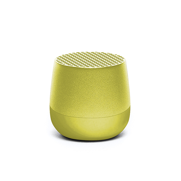 Lexon Bluetooth Speaker Green/Gold