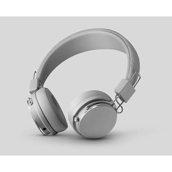 Plattan Headphones Dark Grey