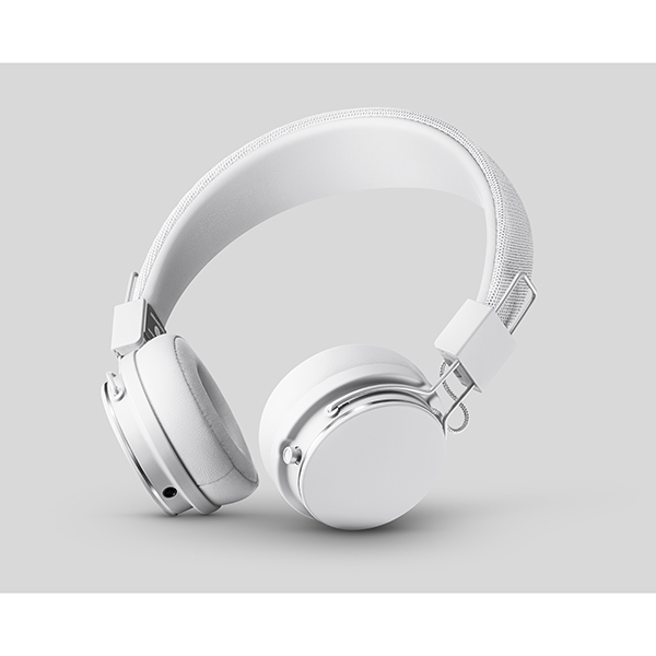 Plattan Headphones White