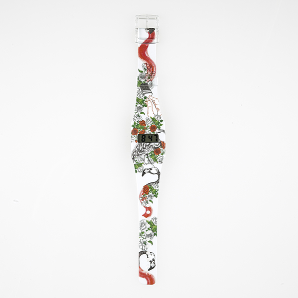 Alice In Wonderland Paint the Roses Red Watch Front