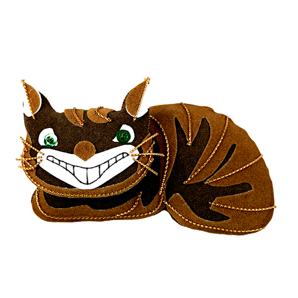 Cheshire Cat Decoration