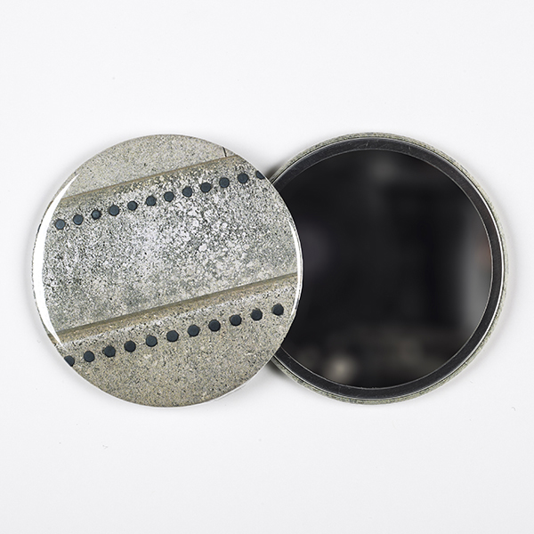 Stairs Pocket Mirror