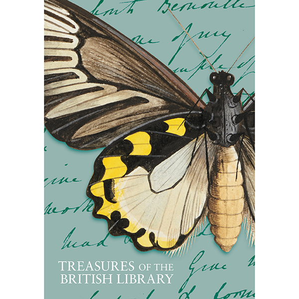 Treasures Butterfly Notebook