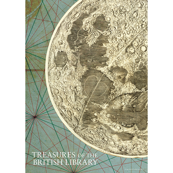 Treasures Moon Poster