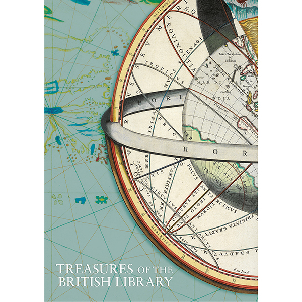 Treasures Planisphere Notebook