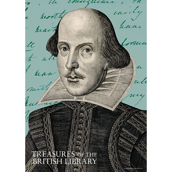 Treasures Shakespeare Poster