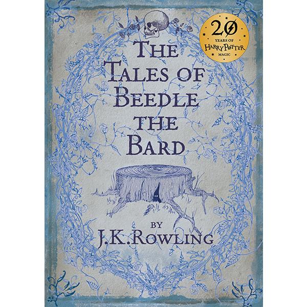 The Tales of Beedle the Bard (Hardback)