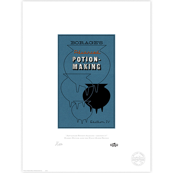 image regarding Advanced Potion Making Printable referred to as Highly developed Potion-Creating Variation IV Print