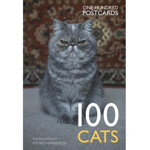 100 Cats Postcards