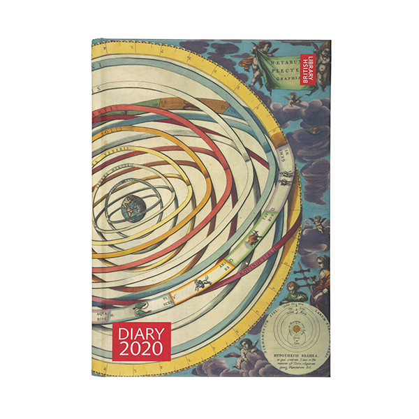 British Library Celestial Diary 2020