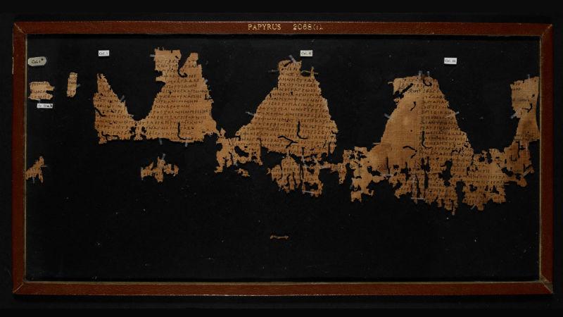 Sophocles, Ichneutae, fragments