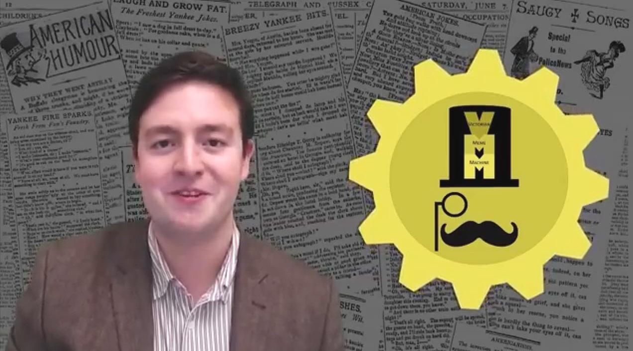 Dr Bob Nicholson - Victorian Meme Machine