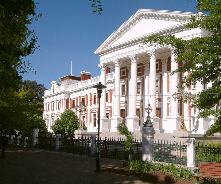 South African Parliament Cape Town
