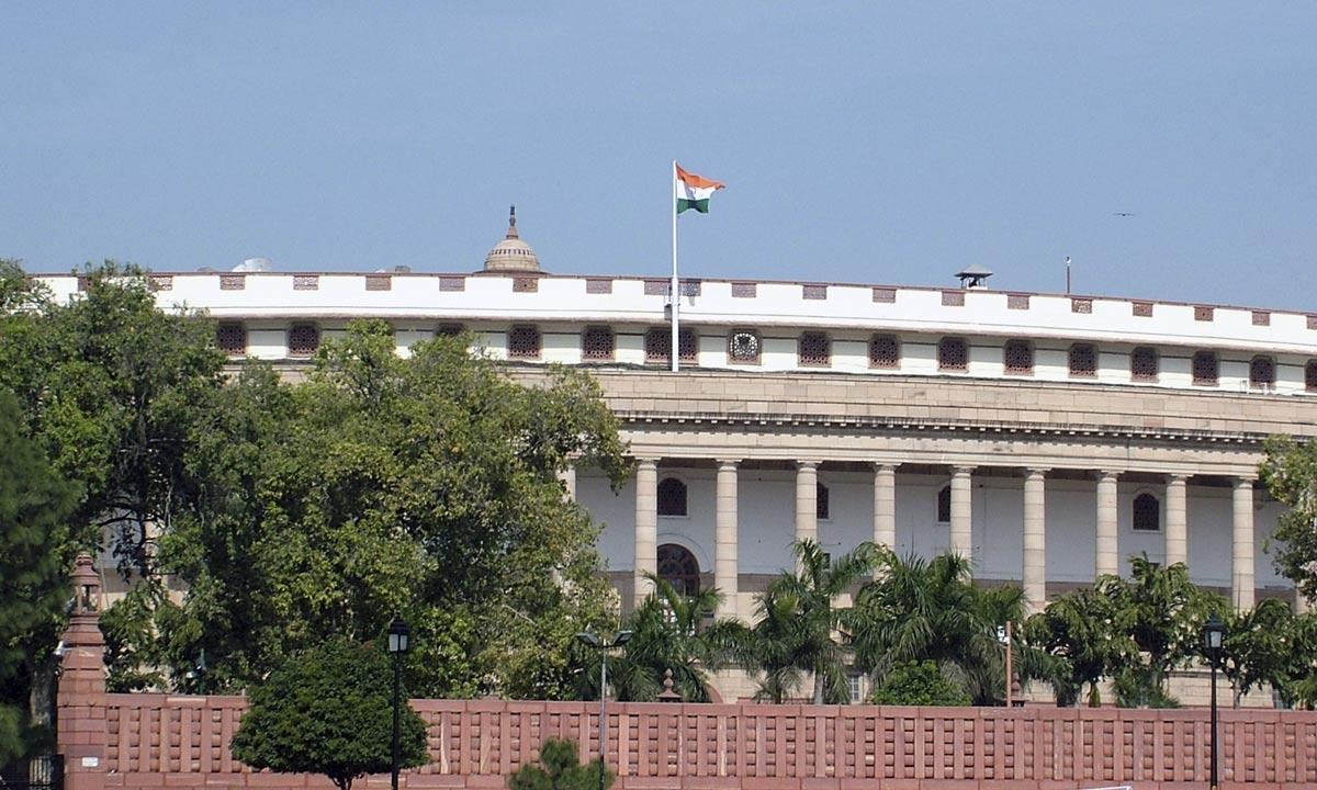 Indian Parliament House, New Delhi