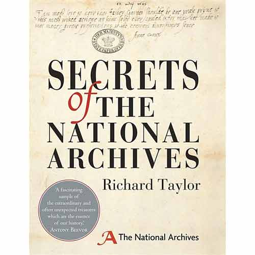 Secrets of the National Archives book