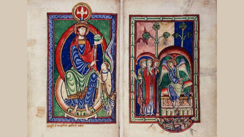 The Shaftesbury Psalter