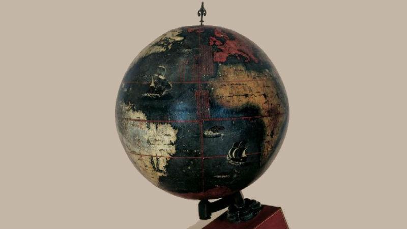 Chinese Terrestrial Globe
