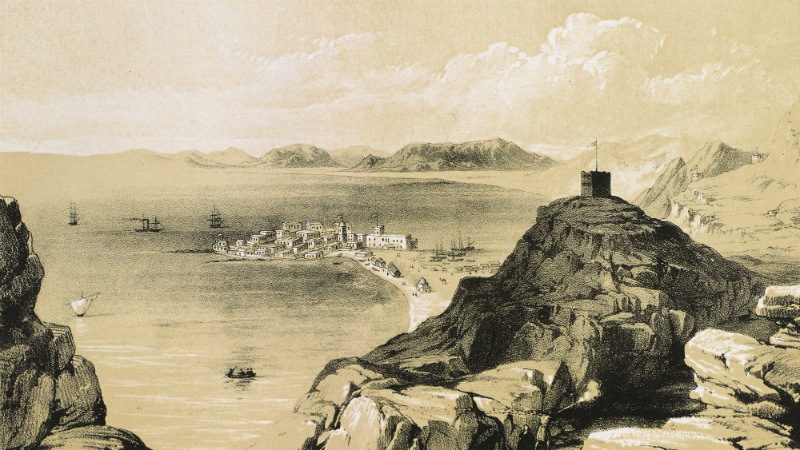 View of Aden