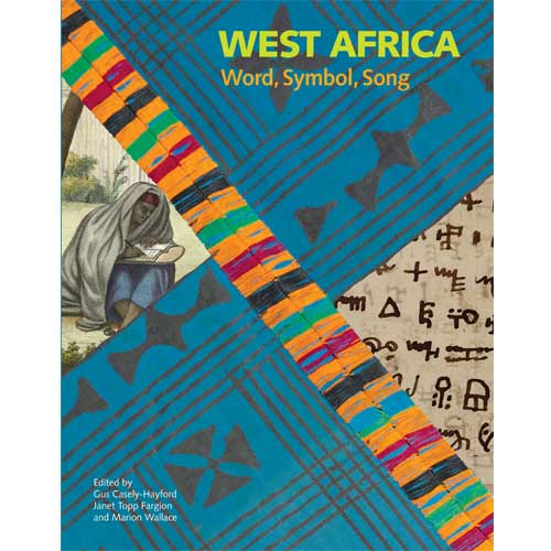 West Africa exhibition book