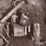 'Engine shaft at the 406, Cook's Kitchen Mine', from 'Mongst Mine and Miners (1893) Shelfmark: C.194.b.213.