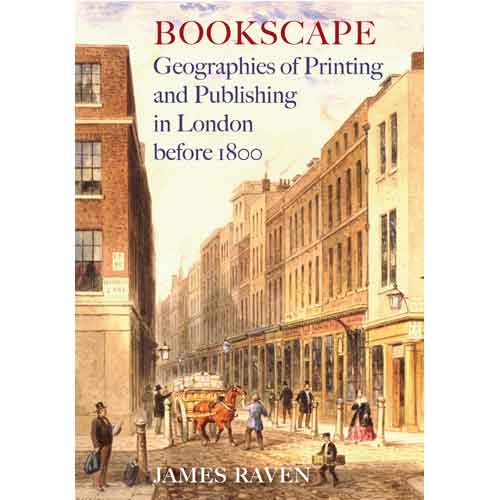 Bookscape by James Raven